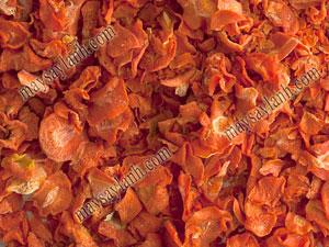 Cà rốt sấy khô bằng phương pháp sấy lạnh