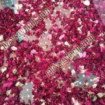 Hoa hồng sấy khô bằng máy sấy lạnh, sấy nhiệt độ thấp, giữ màu đẹp