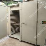 Máy sấy lạnh MSL5000, phù hợp sấy khô dưới 500kg sản phẩm các loại