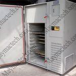 Máy sấy bơm nhiệt hãng Mactech, thiết bị sấy công nghệ cao