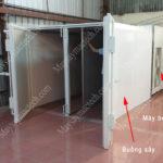 Tìm hiểu cấu tạo máy sấy bơm nhiệt của hãng Mactech Việt Nam