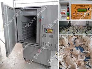 Máy sấy lạnh tổ yến, phương pháp sấy tổ yến cho chất lượng cao nhất