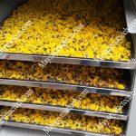 Cách sấy trà hoa cúc vàng đảm bảo khô giữ nguyên hình dạng, màu sắc