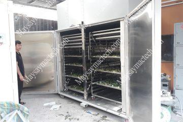 Giá máy sấy lạnh công nghiệp, khách hàng tham khảo thông tin cần thiết