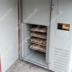 Máy sấy lạnh dược liệu loại nhỏ, thiết bị cần thiết trong đông y