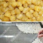Nhãn sấy dẻo bằng phương pháp sấy lạnh, màu đẹp, chất lượng cao