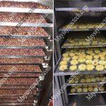 Phương pháp sấy lạnh hoa quả là như thế nào, ưu điểm vượt trội là gì