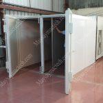 Máy sấy lạnh công nghiệp MSB1000, phù hợp cho sấy dưới 1 tấn sản phẩm