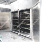 Máy sấy lạnh MSL5000 inox304, sản phẩm phù hợp sấy dược liệu, hoa quả