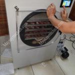 Máy sấy thăng hoa, sấy khô giữ nguyên hình dạng sản phẩm