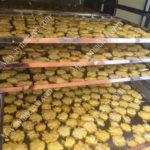 Dứa sấy lạnh, sản phẩm hoa quả sấy dẻo được ưa chuộng