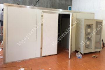 Thiết kế máy sấy bơm nhiệt phù hợp cho các quy mô sấy khô