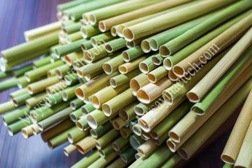 Nhiệt độ sấy ống hút cỏ bao nhiêu là phù hợp, giữ hình dạng và màu sắc đẹp
