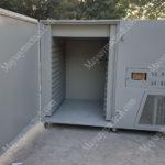 Máy sấy lạnh MSL2000, phù hợp sấy khô dưới 200kg nguyên liệu tươi