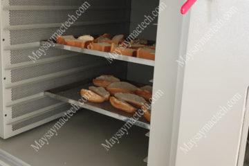 Sấy khô bánh mì bằng máy sấy lạnh có ưu điểm gì