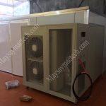 Máy sấy bơm nhiệt và ngưng tụ, cấu tạo và nguyên lý hoạt động
