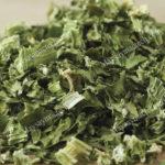 Cần tây sấy lạnh, loại rau cần được tích trữ trong tủ lạnh