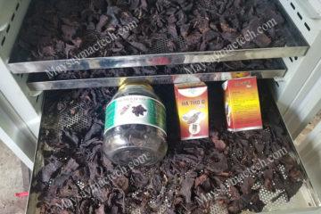 Máy sấy dược liệu, đảm bảo khô nhanh, bảo toàn dưỡng chất