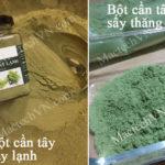 Cách làm bột cần tây sấy lạnh, tìm hiểu các phương pháp sấy khô