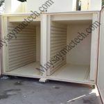 Máy sấy lạnh công nghiệp Mactech phù hợp cho sấy khô quy mô lớn