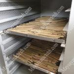 Sấy ống hút tre bằng sấy lạnh hay sấy nóng để giữ được hình dạng