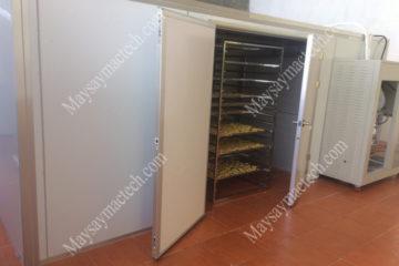 Giá máy sấy bơm nhiệt, tham khảo thiết bị bơm nhiệt của hãng Mactech