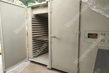 Hình dạng máy sấy nóng lạnh có khác gì máy sấy lạnh chuyên dụng