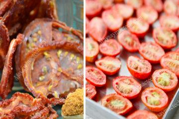 Cà chua sấy lạnh và cà chua sấy thăng hoa có gì khác biệt