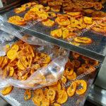 Cách sấy cam khô dẻo, phương pháp sấy đảm bảo chất lượng cao